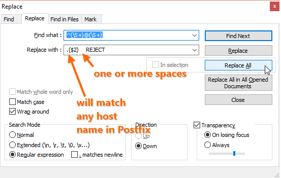 Tip of the Day: How to Extract Domain Names from Email Addresses ...