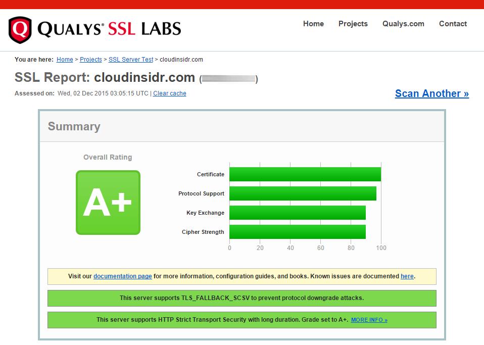 Qualys SSL Server Test: HTTP/2 with TLS (ssllabs.com)