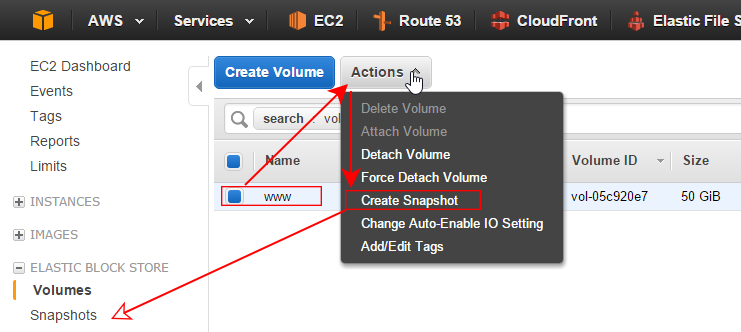 How to expand an (xfs) EBS volume on AWS EC2 - Cloud Insidr